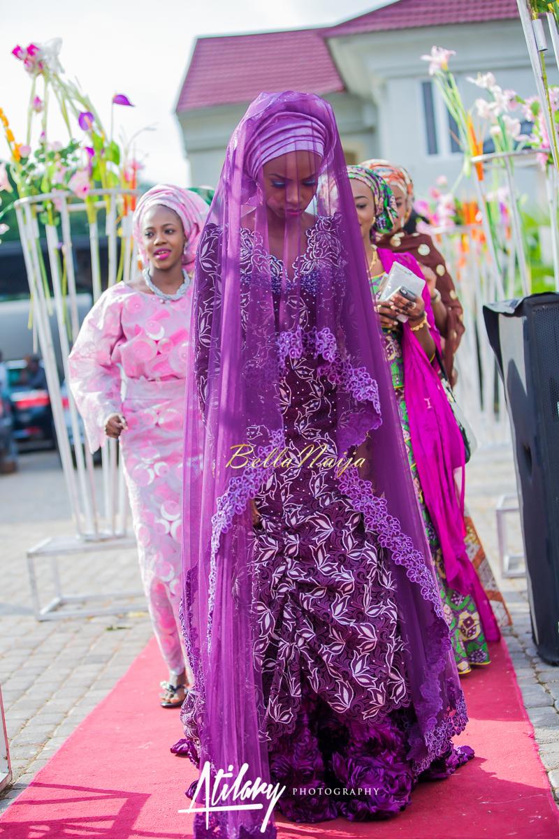 Farida Salisu Yusha'u & Abubakar Sani Aminu | Budan Kai - Hausa Muslim Nigerian Wedding | Atilary Photography | BellaNaija - October 2014 008.862C8482