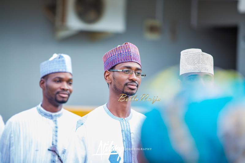 Farida Salisu Yusha'u & Abubakar Sani Aminu | Budan Kai - Hausa Muslim Nigerian Wedding | Atilary Photography | BellaNaija - October 2014 008.862C8638