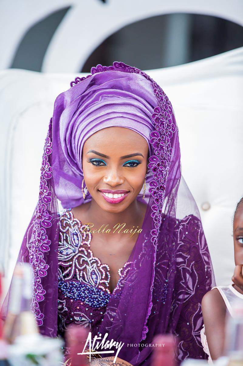Farida Salisu Yusha'u & Abubakar Sani Aminu | Budan Kai - Hausa Muslim Nigerian Wedding | Atilary Photography | BellaNaija - October 2014 01.862C8637