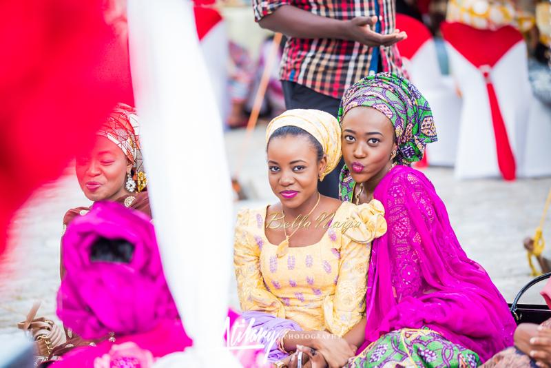 Farida Salisu Yusha'u & Abubakar Sani Aminu | Budan Kai - Hausa Muslim Nigerian Wedding | Atilary Photography | BellaNaija - October 2014 015.862C8657