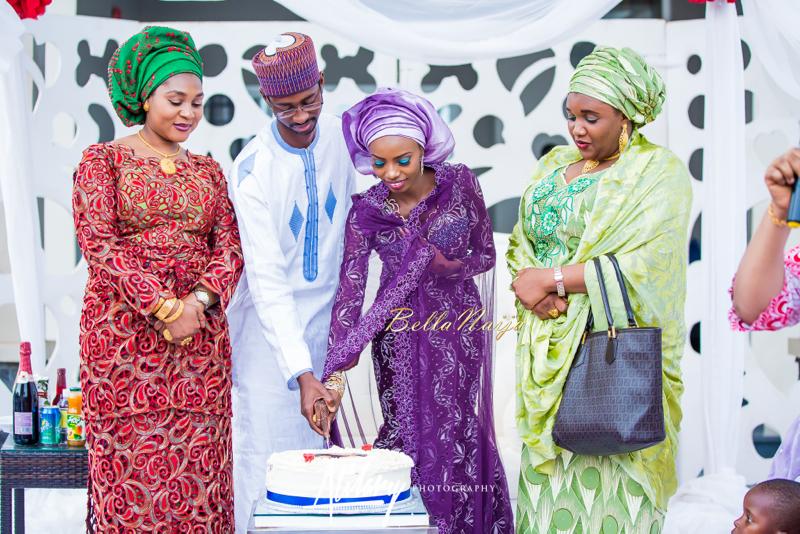 Farida Salisu Yusha'u & Abubakar Sani Aminu | Budan Kai - Hausa Muslim Nigerian Wedding | Atilary Photography | BellaNaija - October 2014 018.862C8677