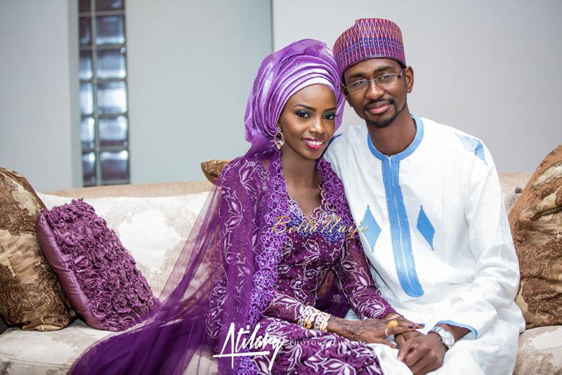 Farida Salisu Yusha'u & Abubakar Sani Aminu | Budan Kai - Hausa Muslim Nigerian Wedding | Atilary Photography | BellaNaija - October 2014 023.862C8745