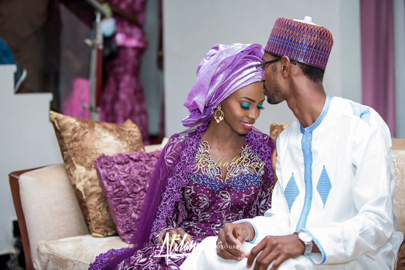 Farida Salisu Yusha'u & Abubakar Sani Aminu | Budan Kai - Hausa Muslim Nigerian Wedding | Atilary Photography | BellaNaija - October 2014 025.862C8752