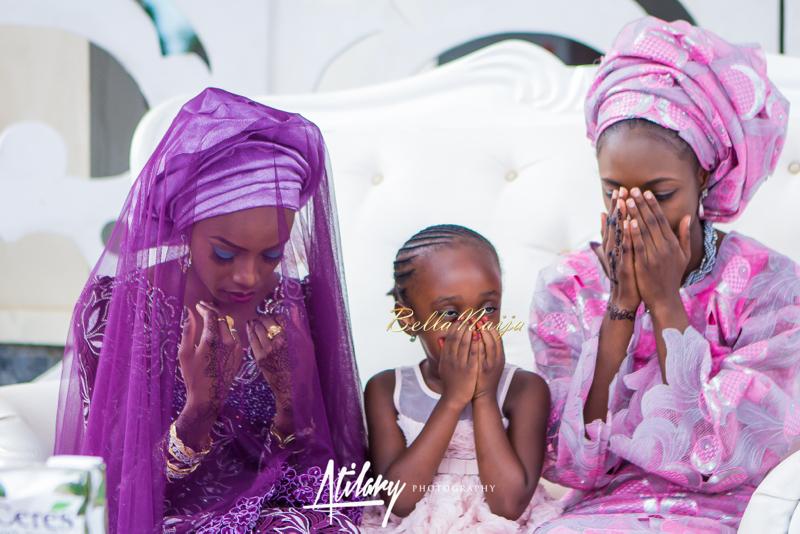 Farida Salisu Yusha'u & Abubakar Sani Aminu | Budan Kai - Hausa Muslim Nigerian Wedding | Atilary Photography | BellaNaija - October 2014 032.IMG_8459
