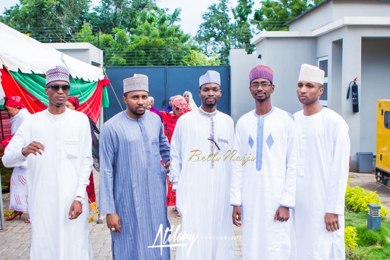 Farida Salisu Yusha'u & Abubakar Sani Aminu | Budan Kai - Hausa Muslim Nigerian Wedding | Atilary Photography | BellaNaija - October 2014 033.IMG_8521