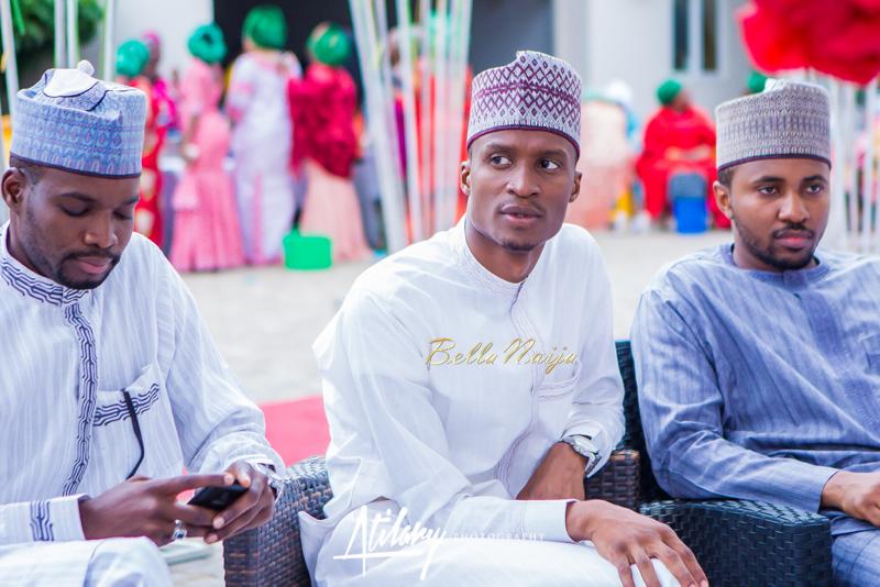 Farida Salisu Yusha'u & Abubakar Sani Aminu | Budan Kai - Hausa Muslim Nigerian Wedding | Atilary Photography | BellaNaija - October 2014 036.IMG_8585