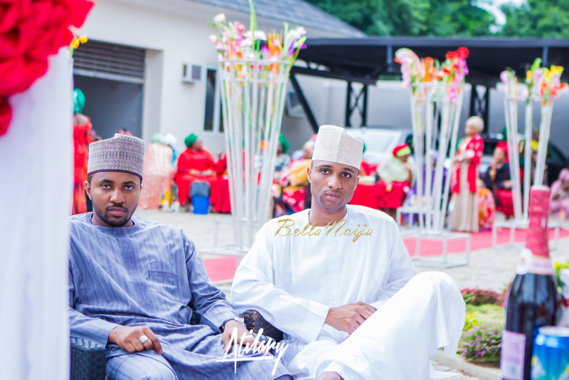 Farida Salisu Yusha'u & Abubakar Sani Aminu | Budan Kai - Hausa Muslim Nigerian Wedding | Atilary Photography | BellaNaija - October 2014 037.IMG_8586