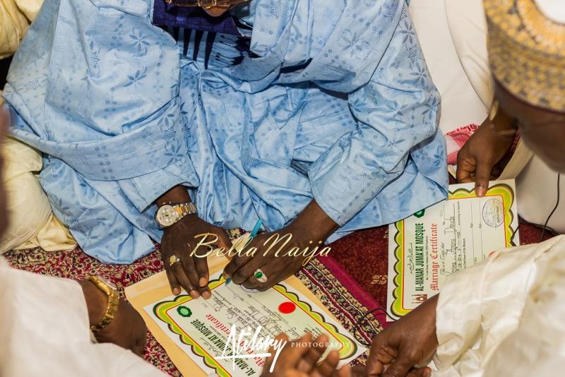 Farida Salisu Yusha'u & Abubakar Sani Aminu | Fatiha - Hausa Muslim Nigerian Wedding | Atilary Photography | BellaNaija - October 2014 001.IMG_0256