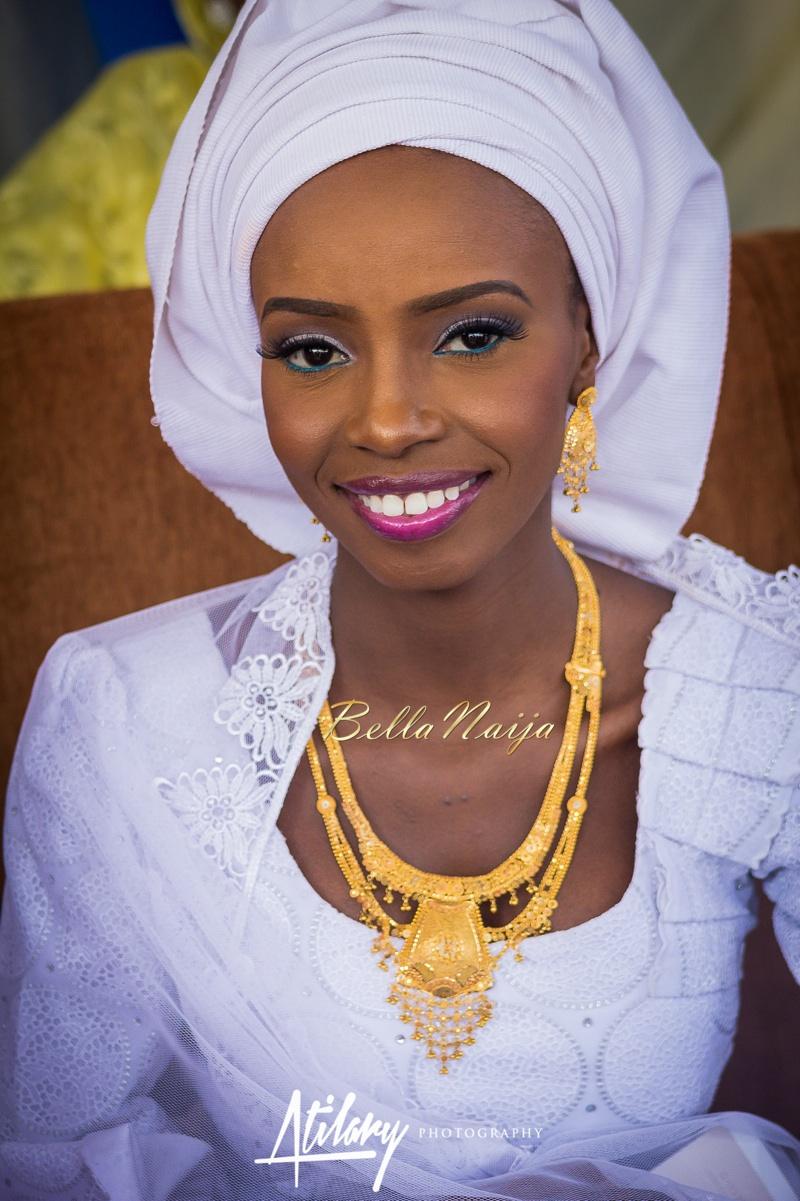 Farida Salisu Yusha'u & Abubakar Sani Aminu | Fatiha - Hausa Muslim Nigerian Wedding | Atilary Photography | BellaNaija - October 2014 001.IMG_0445