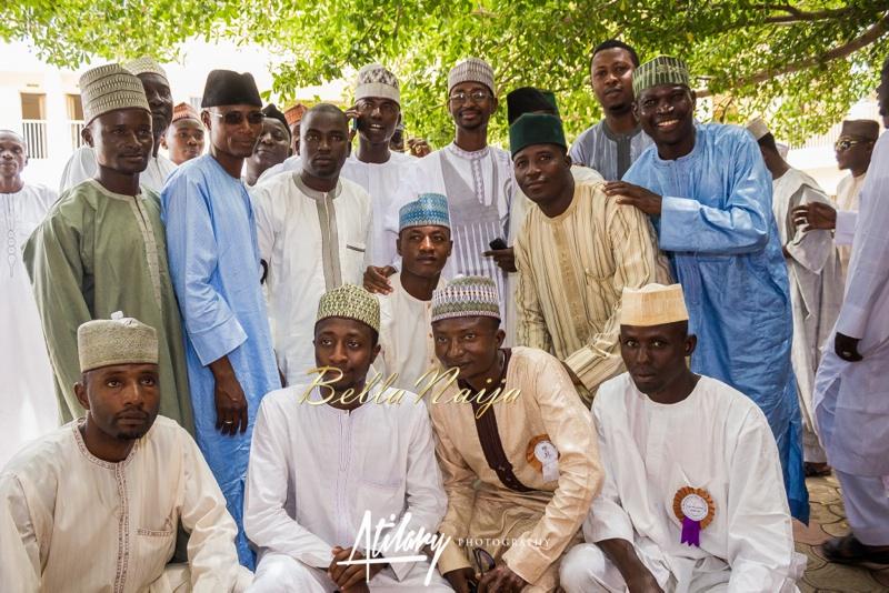 Farida Salisu Yusha'u & Abubakar Sani Aminu | Fatiha - Hausa Muslim Nigerian Wedding | Atilary Photography | BellaNaija - October 2014 002.IMG_0266