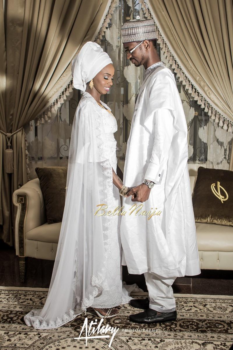 Farida Salisu Yusha'u & Abubakar Sani Aminu | Fatiha - Hausa Muslim Nigerian Wedding | Atilary Photography | BellaNaija - October 2014 003.IMG_0514
