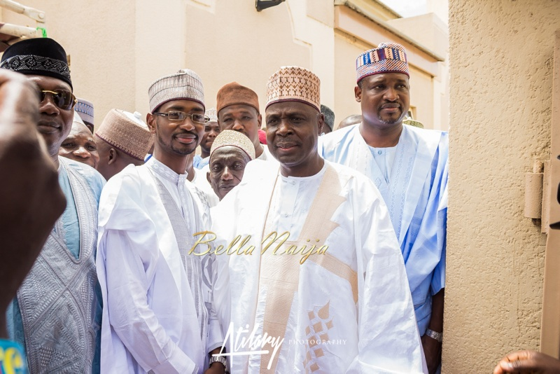 Farida Salisu Yusha'u & Abubakar Sani Aminu | Fatiha - Hausa Muslim Nigerian Wedding | Atilary Photography | BellaNaija - October 2014 004.IMG_0283
