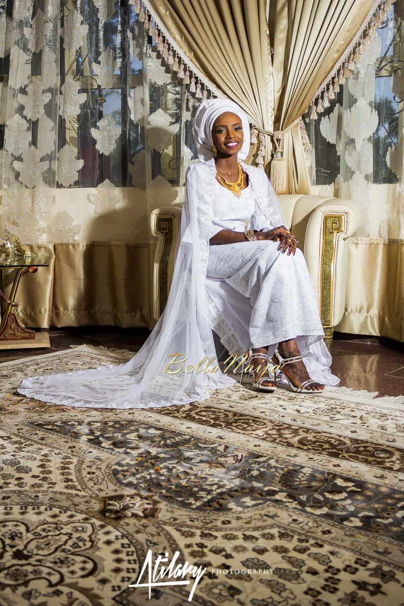 Farida Salisu Yusha'u & Abubakar Sani Aminu | Fatiha - Hausa Muslim Nigerian Wedding | Atilary Photography | BellaNaija - October 2014 004.IMG_0533