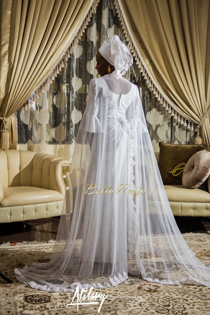 Farida Salisu Yusha'u & Abubakar Sani Aminu | Fatiha - Hausa Muslim Nigerian Wedding | Atilary Photography | BellaNaija - October 2014 005.IMG_0544