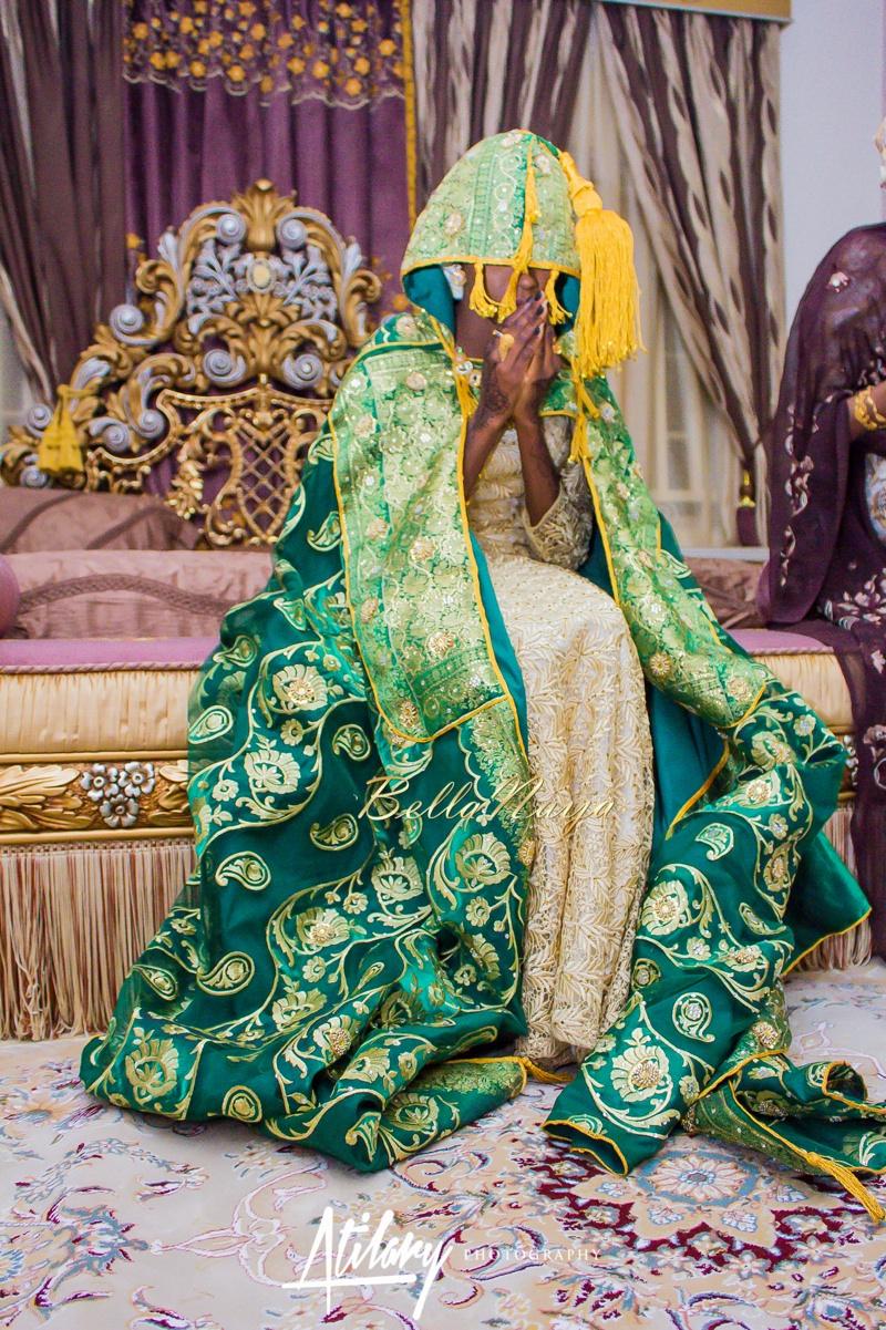 Farida Salisu Yusha'u & Abubakar Sani Aminu | Fatiha - Hausa Muslim Nigerian Wedding | Atilary Photography | BellaNaija - October 2014 009.IMG_0657