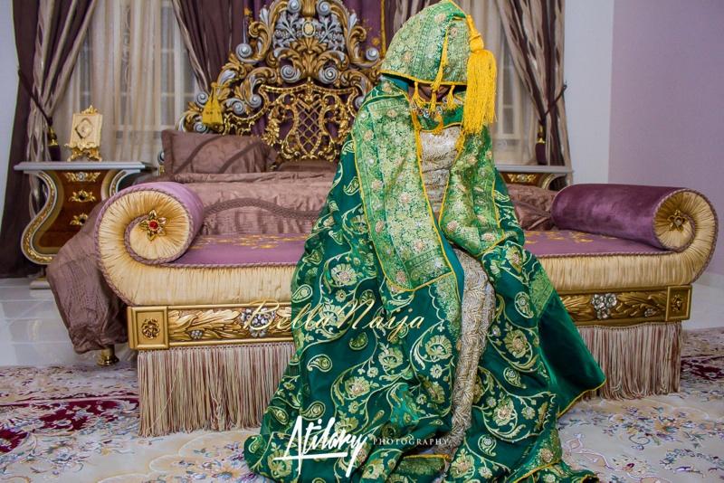 Farida Salisu Yusha'u & Abubakar Sani Aminu | Fatiha - Hausa Muslim Nigerian Wedding | Atilary Photography | BellaNaija - October 2014 012.IMG_0649