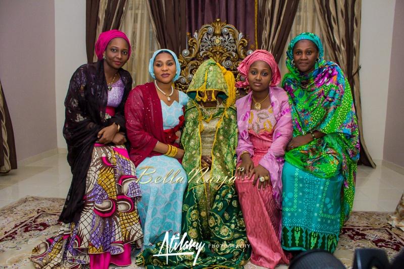 Farida Salisu Yusha'u & Abubakar Sani Aminu | Fatiha - Hausa Muslim Nigerian Wedding | Atilary Photography | BellaNaija - October 2014 013.IMG_0666