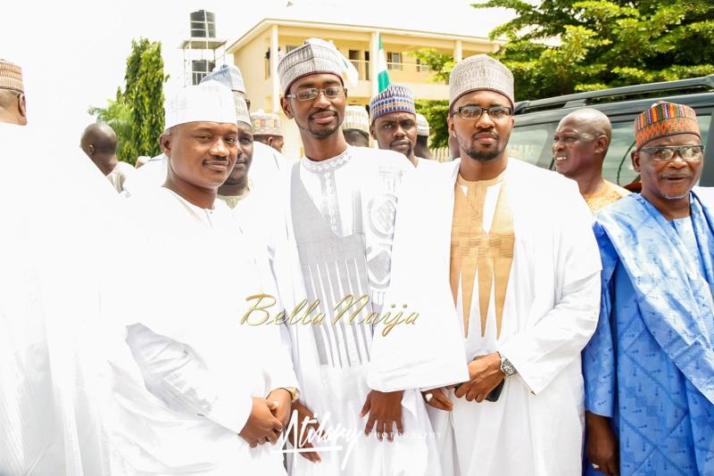 Farida Salisu Yusha'u & Abubakar Sani Aminu | Fatiha - Hausa Muslim Nigerian Wedding | Atilary Photography | BellaNaija - October 2014 018._MG_8798