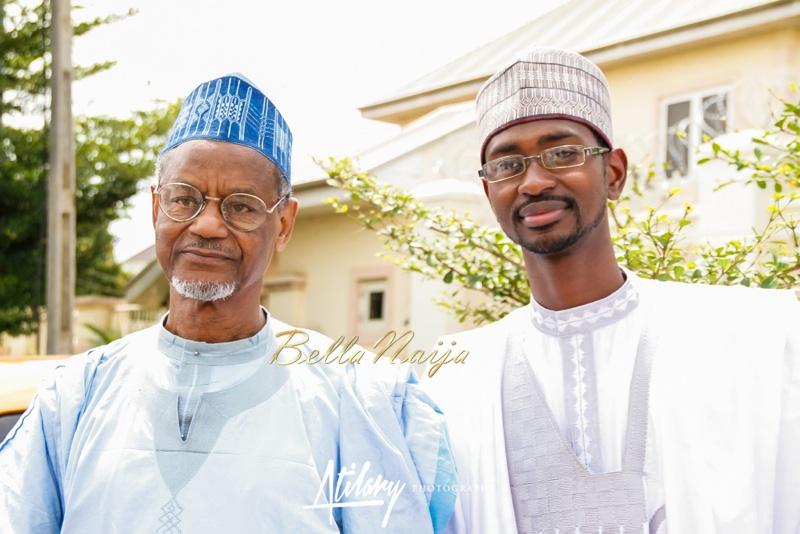 Farida Salisu Yusha'u & Abubakar Sani Aminu | Fatiha - Hausa Muslim Nigerian Wedding | Atilary Photography | BellaNaija - October 2014 020._MG_8839