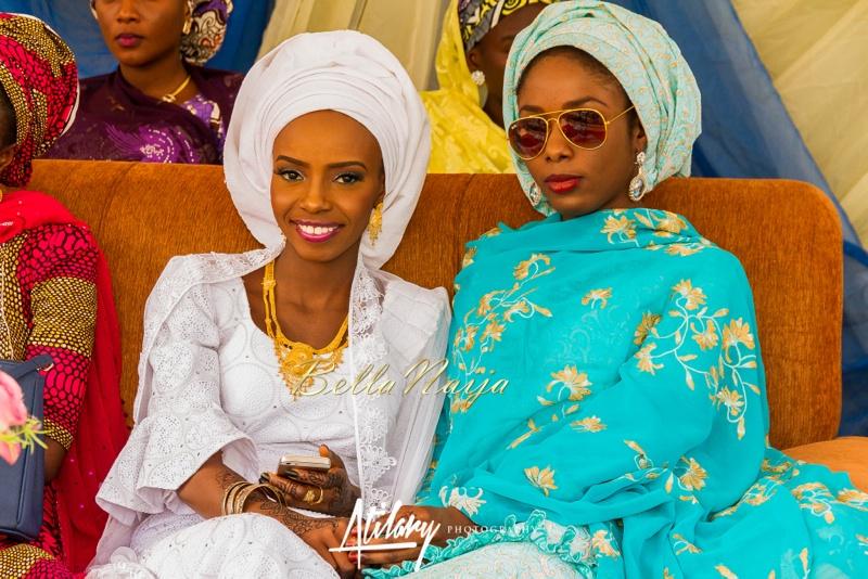Farida Salisu Yusha'u & Abubakar Sani Aminu | Fatiha - Hausa Muslim Nigerian Wedding | Atilary Photography | BellaNaija - October 2014 024._MG_8928