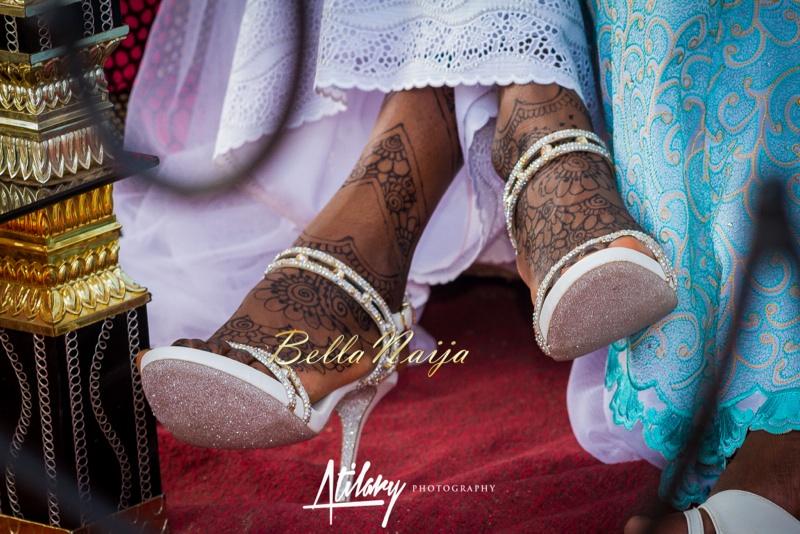 Farida Salisu Yusha'u & Abubakar Sani Aminu | Fatiha - Hausa Muslim Nigerian Wedding | Atilary Photography | BellaNaija - October 2014 025._MG_8929