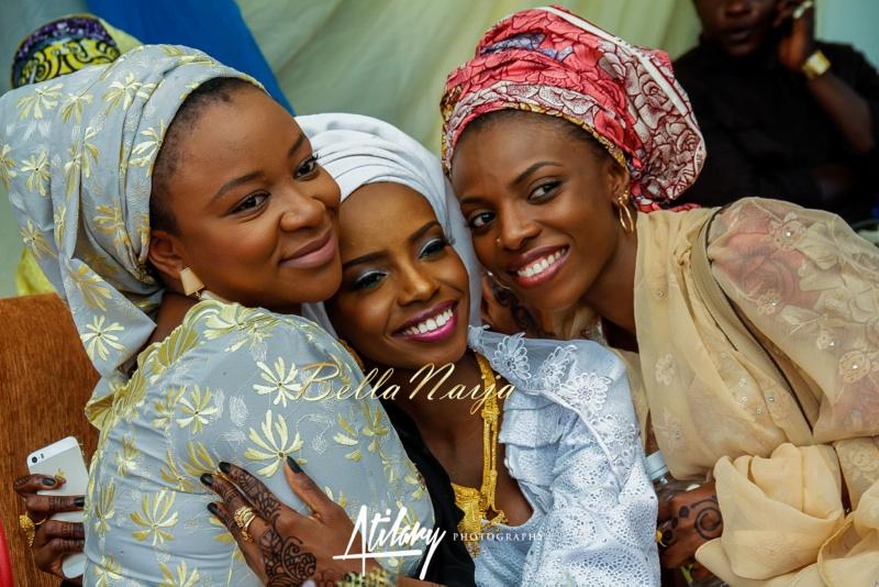 Farida Salisu Yusha'u & Abubakar Sani Aminu | Fatiha - Hausa Muslim Nigerian Wedding | Atilary Photography | BellaNaija - October 2014 026._MG_8949