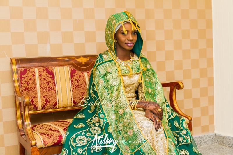 Farida Salisu Yusha'u & Abubakar Sani Aminu | Fatiha - Hausa Muslim Nigerian Wedding | Atilary Photography | BellaNaija - October 2014 031._MG_9197