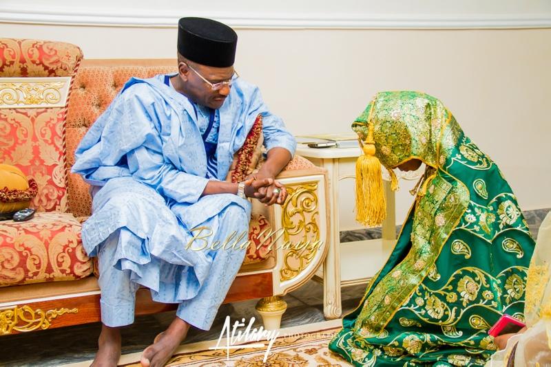 Farida Salisu Yusha'u & Abubakar Sani Aminu | Fatiha - Hausa Muslim Nigerian Wedding | Atilary Photography | BellaNaija - October 2014 032._MG_9211