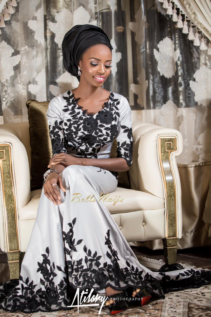 Farida Salisu Yusha'u & Abubakar Sani Aminu | Hausa Muslim Nigerian Wedding | Atilary Photography | BellaNaija - October 2014 001.862C5766-Edit