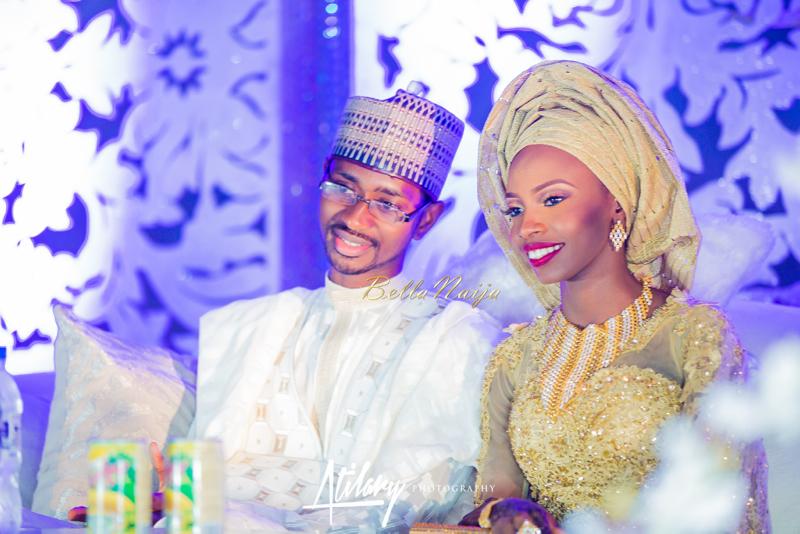 Farida Salisu Yusha'u & Abubakar Sani Aminu | Hausa Muslim Nigerian Wedding | Atilary Photography | BellaNaija - October 2014 002.862C6476