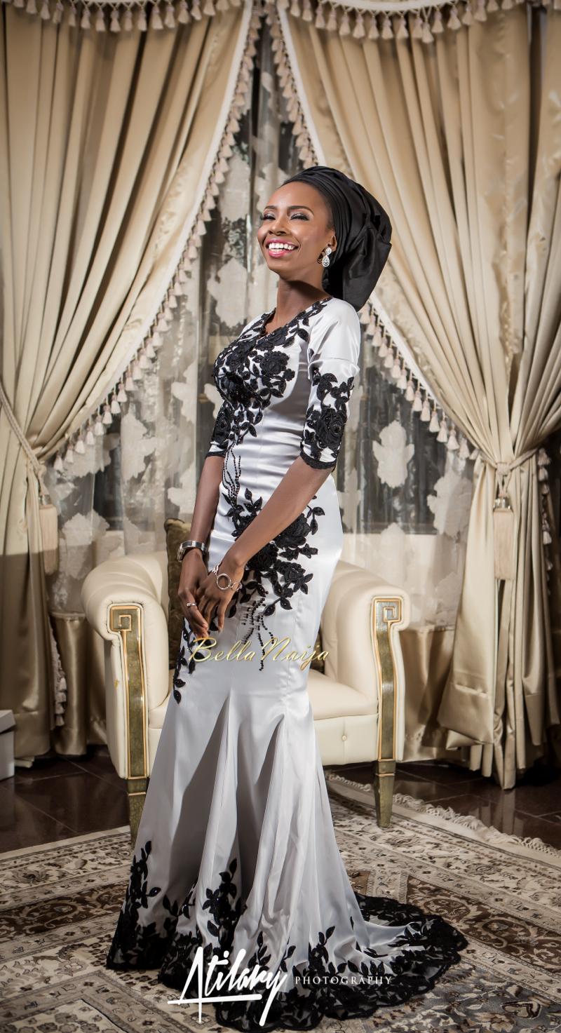 Farida Salisu Yusha'u & Abubakar Sani Aminu | Hausa Muslim Nigerian Wedding | Atilary Photography | BellaNaija - October 2014 003.862C5787-Edit