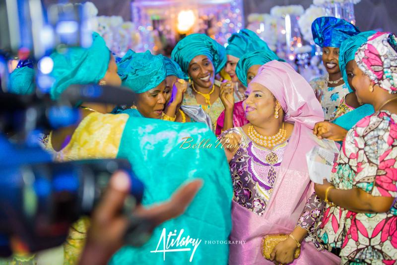 Farida Salisu Yusha'u & Abubakar Sani Aminu | Hausa Muslim Nigerian Wedding | Atilary Photography | BellaNaija - October 2014 003.862C6501