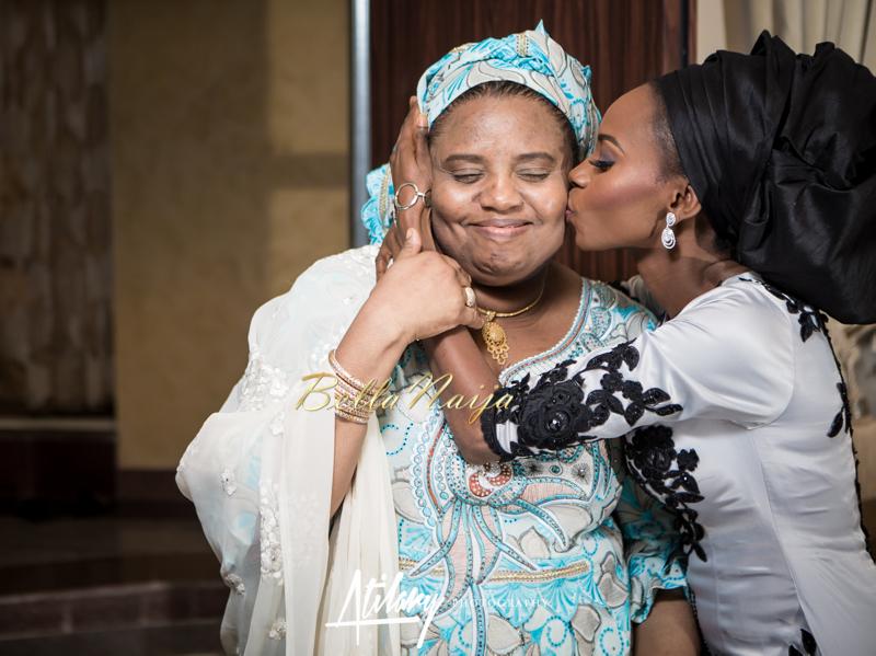 Farida Salisu Yusha'u & Abubakar Sani Aminu | Hausa Muslim Nigerian Wedding | Atilary Photography | BellaNaija - October 2014 004.862C5796