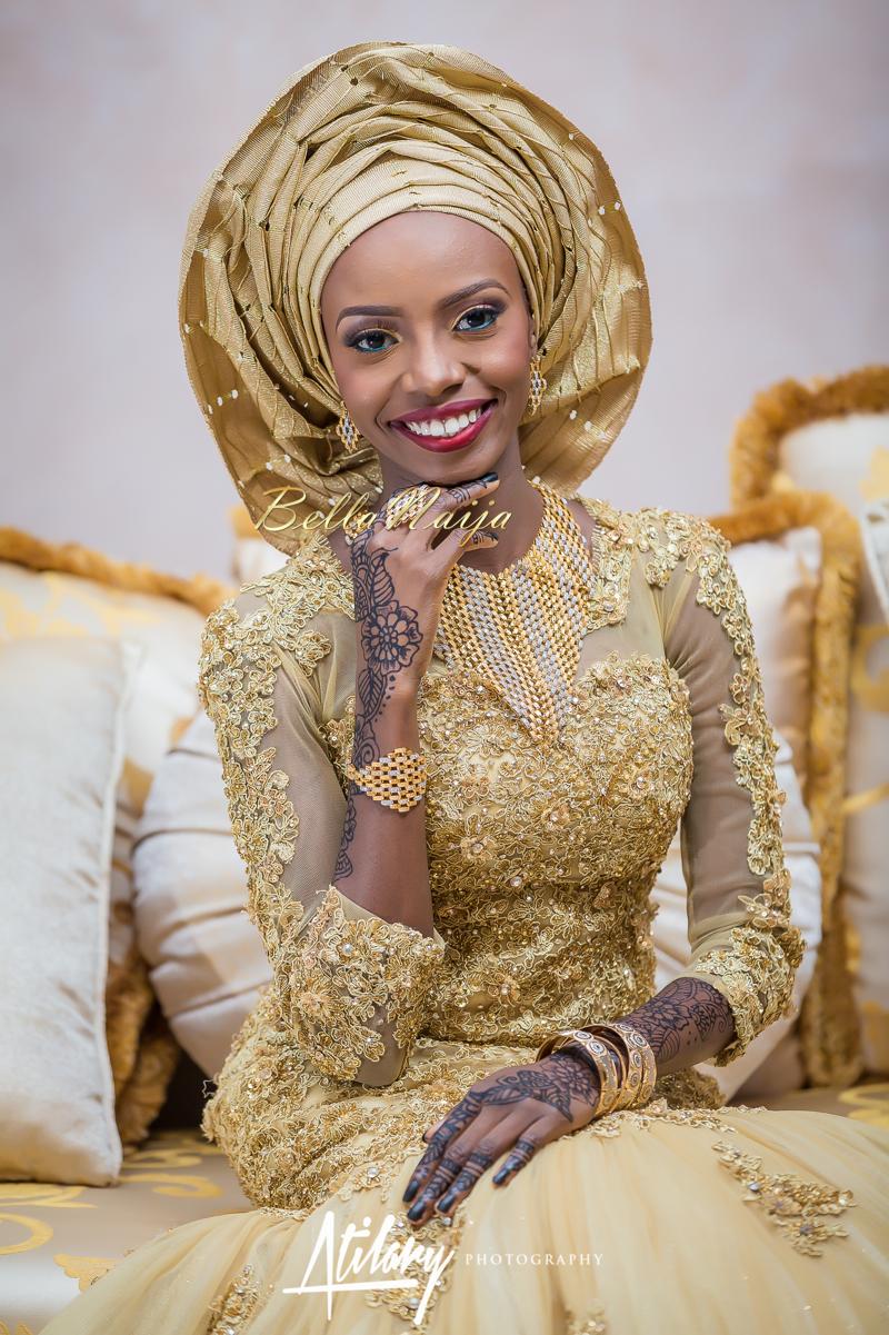 Farida Salisu Yusha'u & Abubakar Sani Aminu | Hausa Muslim Nigerian Wedding | Atilary Photography | BellaNaija - October 2014 006.862C6385-Edit