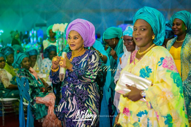 Farida Salisu Yusha'u & Abubakar Sani Aminu | Hausa Muslim Nigerian Wedding | Atilary Photography | BellaNaija - October 2014 006.862C6525