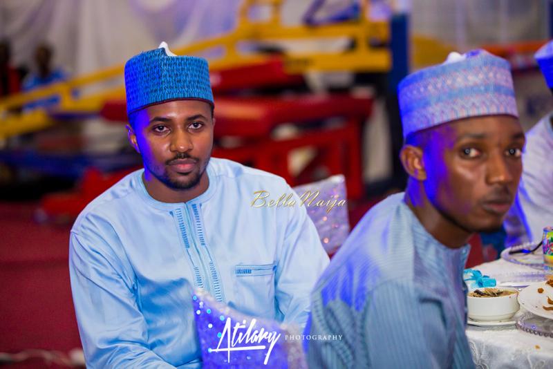 Farida Salisu Yusha'u & Abubakar Sani Aminu | Hausa Muslim Nigerian Wedding | Atilary Photography | BellaNaija - October 2014 007.862C6535