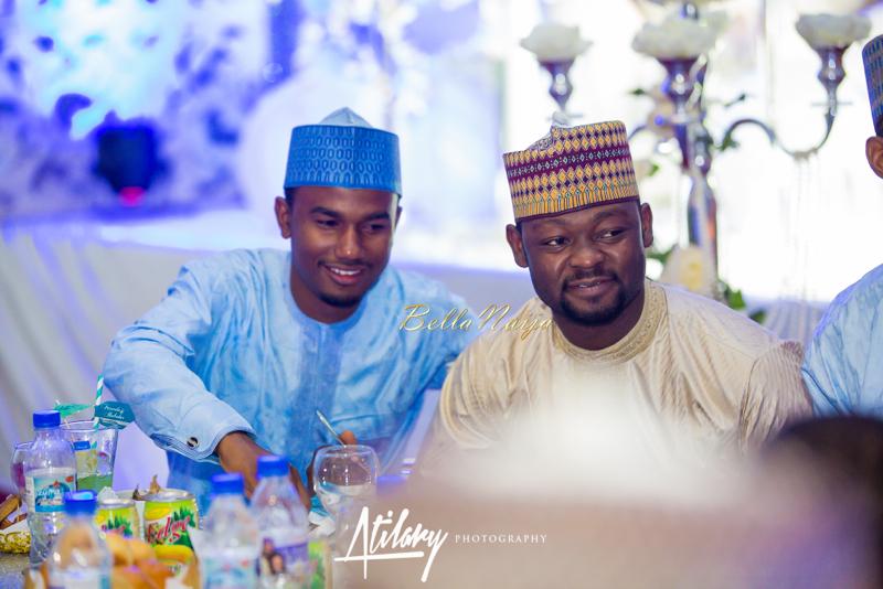 Farida Salisu Yusha'u & Abubakar Sani Aminu | Hausa Muslim Nigerian Wedding | Atilary Photography | BellaNaija - October 2014 008.862C6539