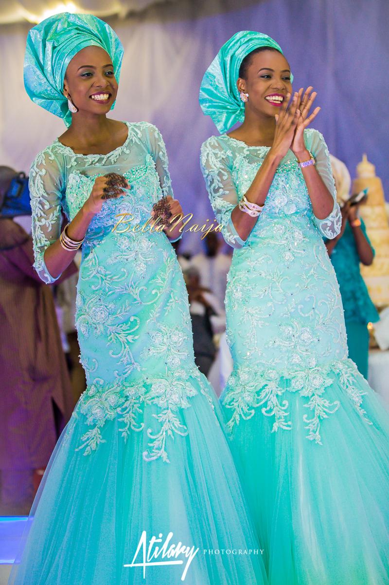 Farida Salisu Yusha'u & Abubakar Sani Aminu | Hausa Muslim Nigerian Wedding | Atilary Photography | BellaNaija - October 2014 009.862C6806