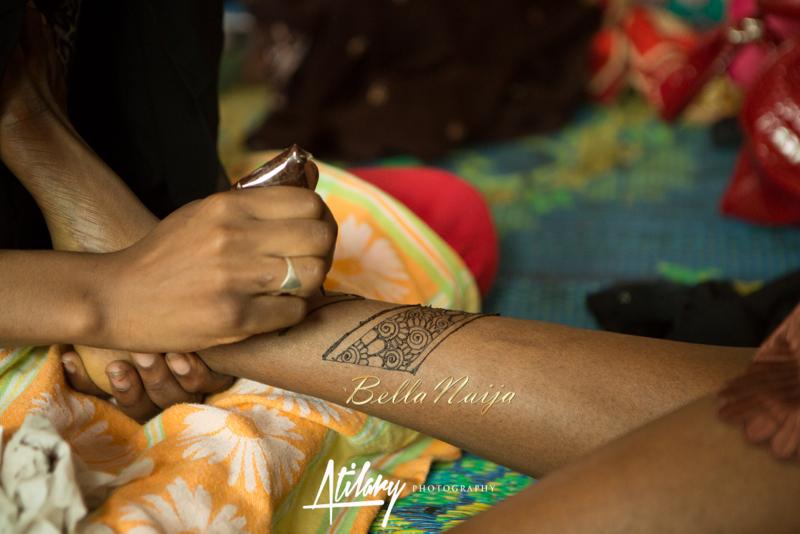 Farida Salisu Yusha'u & Abubakar Sani Aminu | Hausa Muslim Nigerian Wedding | Atilary Photography | BellaNaija - October 2014 01.862C6148