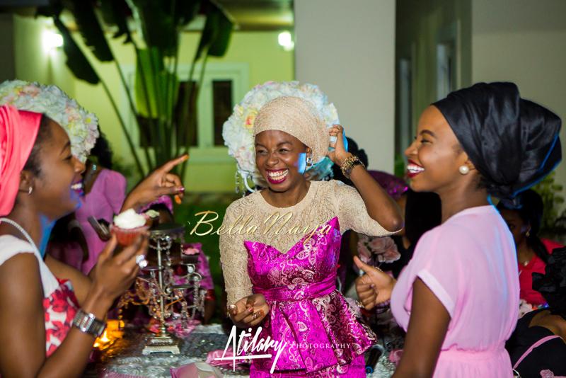 Farida Salisu Yusha'u & Abubakar Sani Aminu | Hausa Muslim Nigerian Wedding | Atilary Photography | BellaNaija - October 2014 010.862C5899