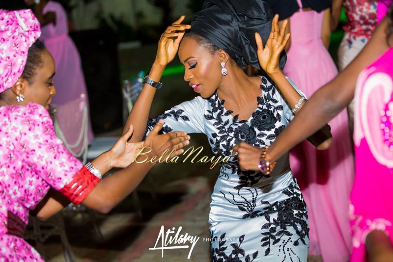 Farida Salisu Yusha'u & Abubakar Sani Aminu | Hausa Muslim Nigerian Wedding | Atilary Photography | BellaNaija - October 2014 011.862C5918