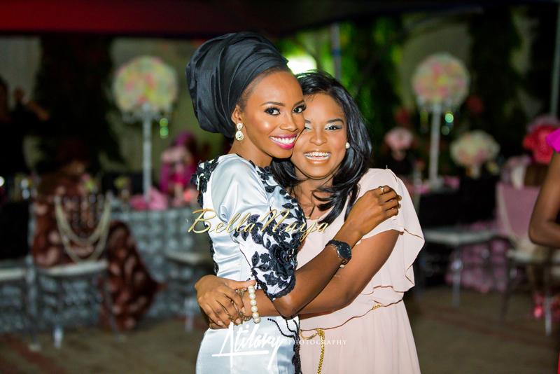 Farida Salisu Yusha'u & Abubakar Sani Aminu | Hausa Muslim Nigerian Wedding | Atilary Photography | BellaNaija - October 2014 012.862C5933