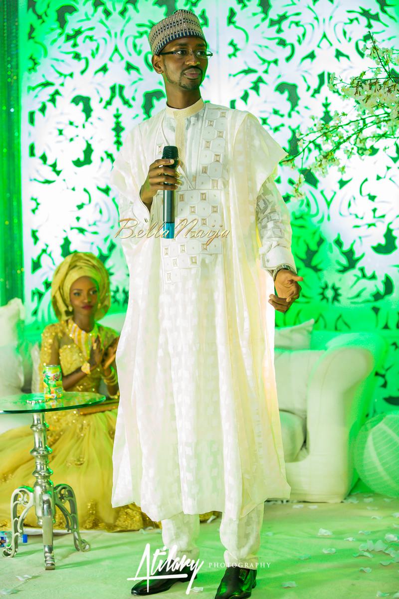 Farida Salisu Yusha'u & Abubakar Sani Aminu | Hausa Muslim Nigerian Wedding | Atilary Photography | BellaNaija - October 2014 012.862C6956