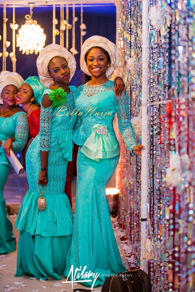 Farida Salisu Yusha'u & Abubakar Sani Aminu | Hausa Muslim Nigerian Wedding | Atilary Photography | BellaNaija - October 2014 013.862C6970