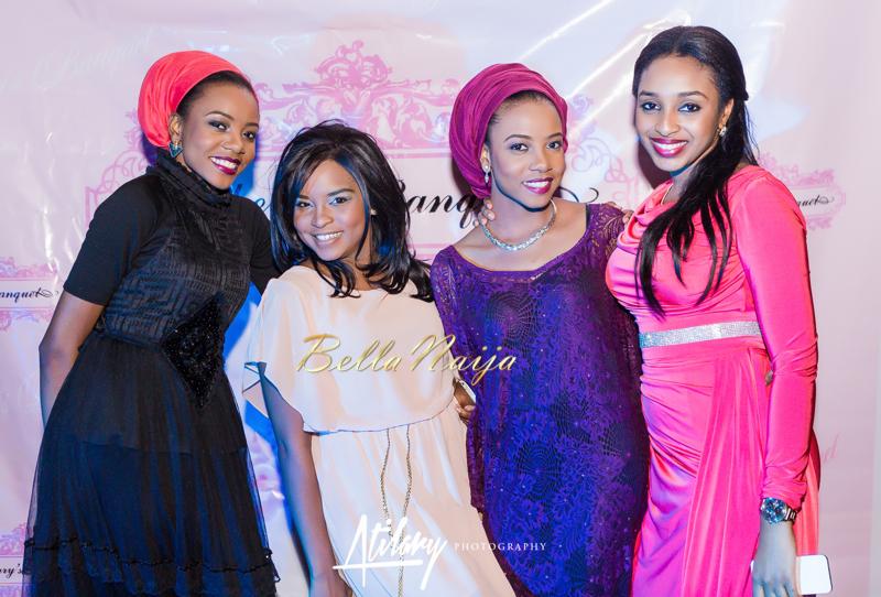Farida Salisu Yusha'u & Abubakar Sani Aminu | Hausa Muslim Nigerian Wedding | Atilary Photography | BellaNaija - October 2014 014.862C6009-Edit