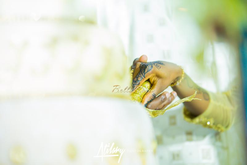 Farida Salisu Yusha'u & Abubakar Sani Aminu | Hausa Muslim Nigerian Wedding | Atilary Photography | BellaNaija - October 2014 014.862C6625