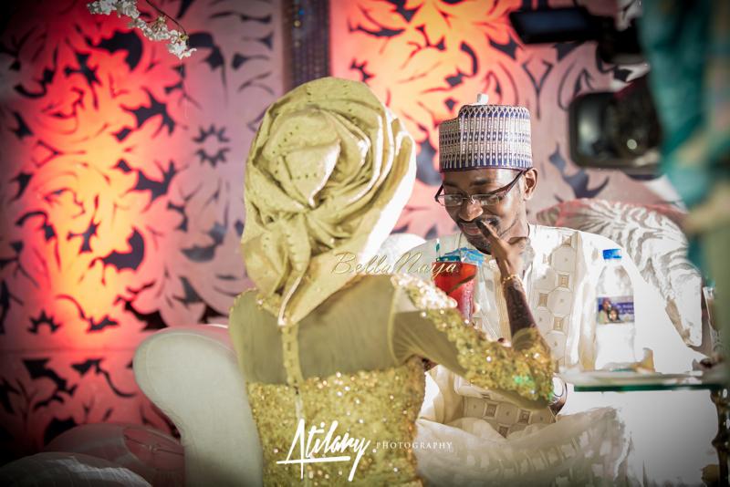 Farida Salisu Yusha'u & Abubakar Sani Aminu | Hausa Muslim Nigerian Wedding | Atilary Photography | BellaNaija - October 2014 016.862C6649
