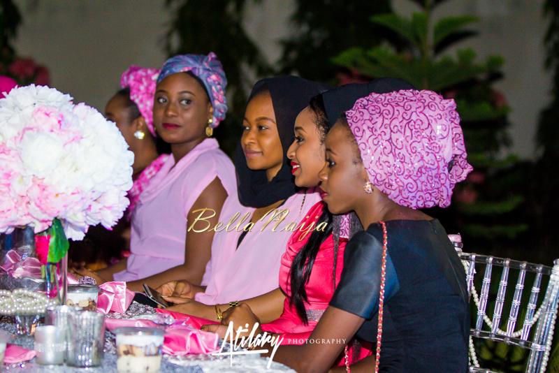 Farida Salisu Yusha'u & Abubakar Sani Aminu | Hausa Muslim Nigerian Wedding | Atilary Photography | BellaNaija - October 2014 017.IMG_8844