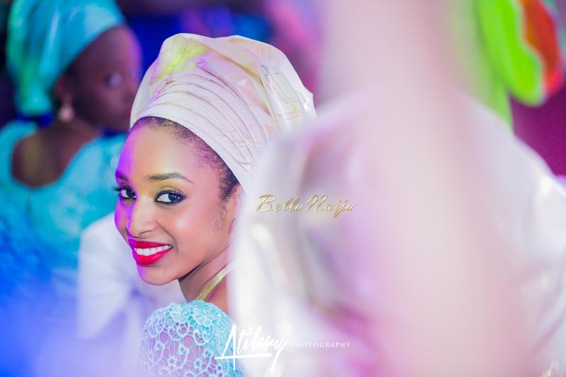 Farida Salisu Yusha'u & Abubakar Sani Aminu | Hausa Muslim Nigerian Wedding | Atilary Photography | BellaNaija - October 2014 018.862C6664