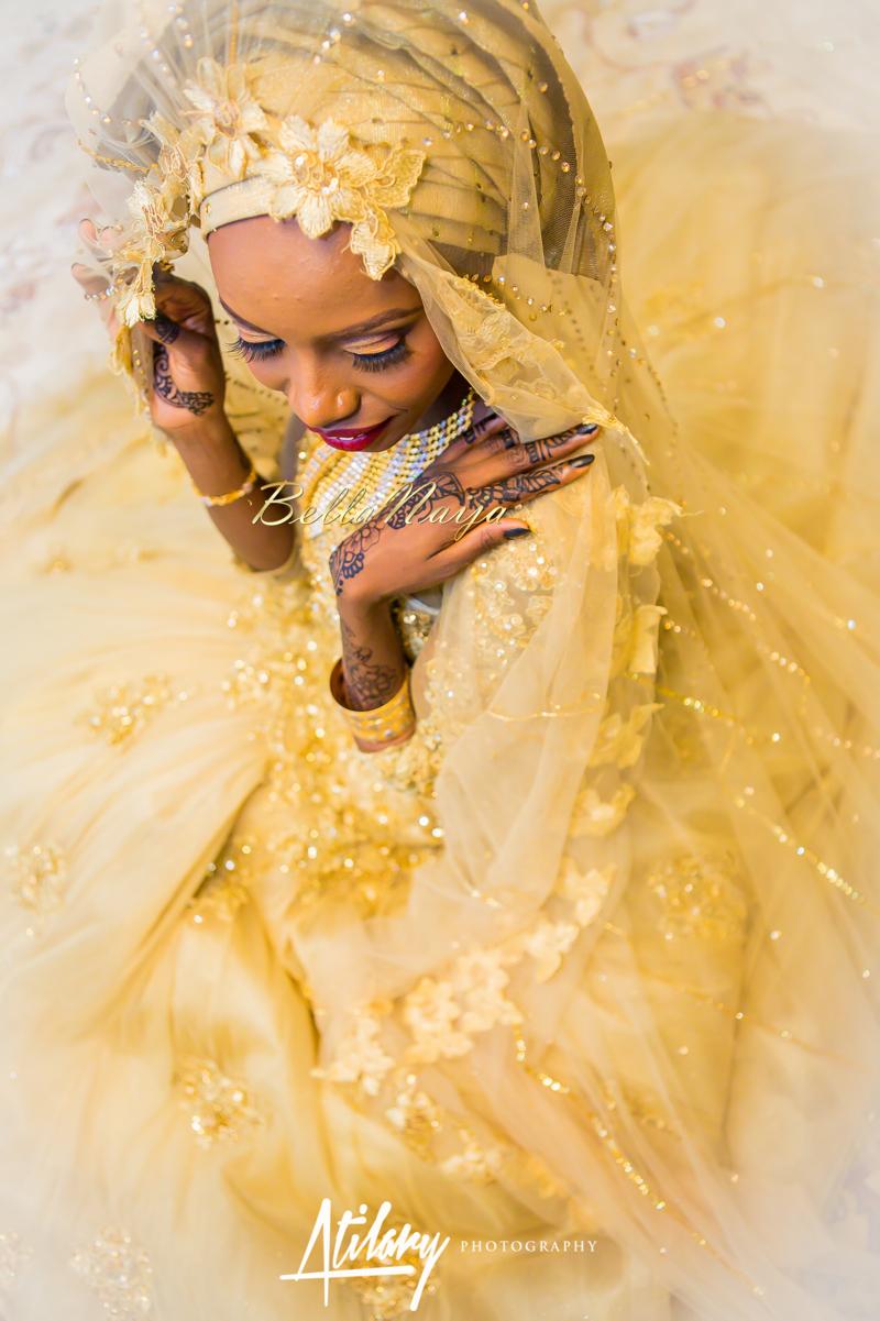 Farida Salisu Yusha'u & Abubakar Sani Aminu | Hausa Muslim Nigerian Wedding | Atilary Photography | BellaNaija - October 2014 018.862C7080